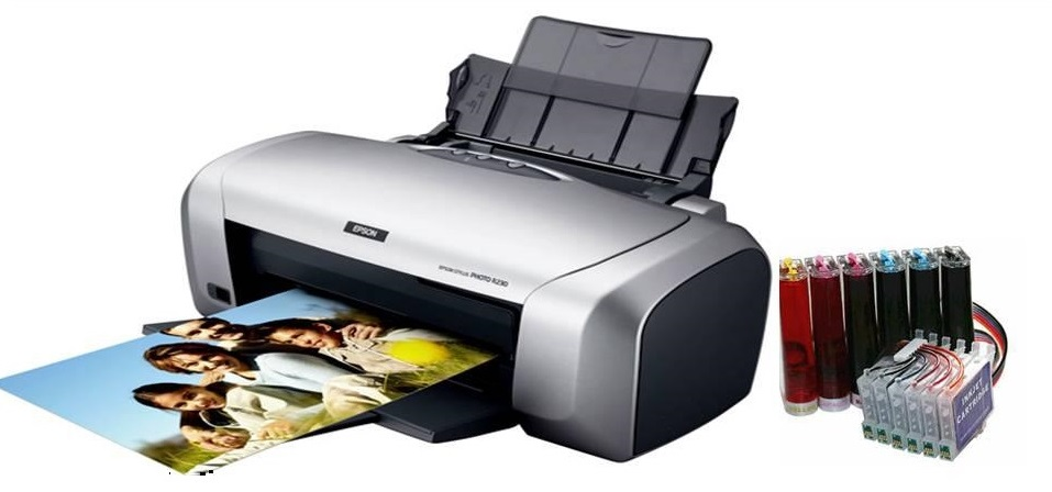 do muc may in epson r230