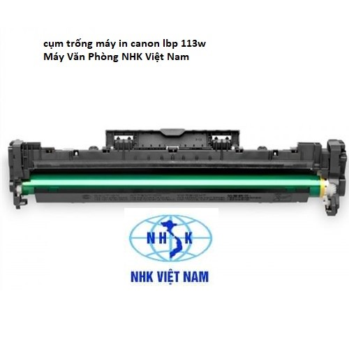 thay trống canon lbp 113w